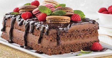 Gâteau Mousse Au Chocolat facile a préparer