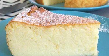 Gâteau italien : le fameux gâteau léger comme un nuage