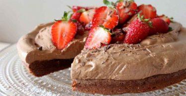 Gateau mousse au chocolat recette suédois