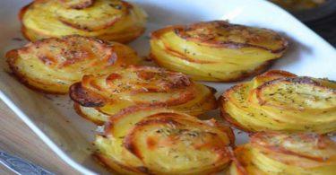 Millefeuilles de pommes de terre pour épater vos invités