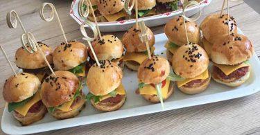 Mini burgers maison : la meilleure recette