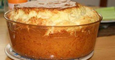 Recette de Soufflé au fromage savoureux et facile