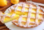 Tarte au citron sans œufs