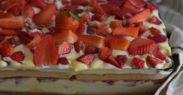 Tiramisu aux fraises : la meilleure recette