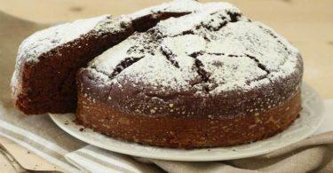 Gâteau moelleux au chocolat et à la ricotta