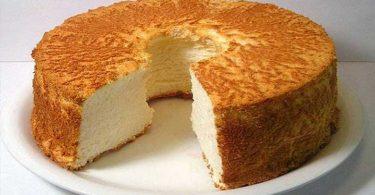 Le gâteau des anges !
