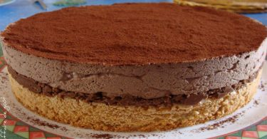 Le trianon ou royal ou (royal chocolat)