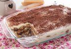 TIRAMISÙ À LA RICOTTA Dessert simple et délicieux