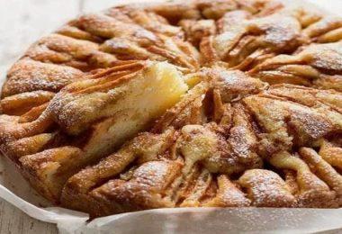 Gâteau aux pommes recette classique douce et simple