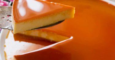 Flan au caramel invitant et délicat