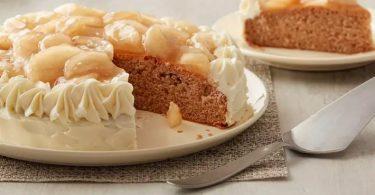 Gâteau Facile aux Pommes et Épices