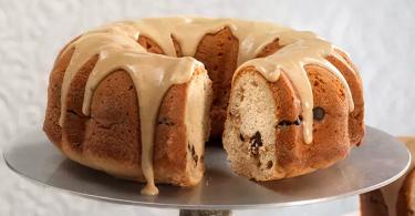 Gâteau au chocolat et au beurre d'arachide