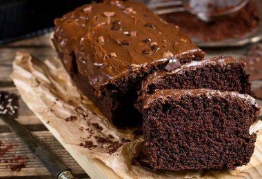 Gâteau ultra moelleux au yaourt et au chocolat