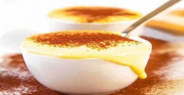 Recette crème aux oeufs à la vanille tellement délicieux