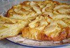 Recette gâteau aux pommes invisible sublime